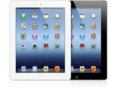 Here is the new iPad!
