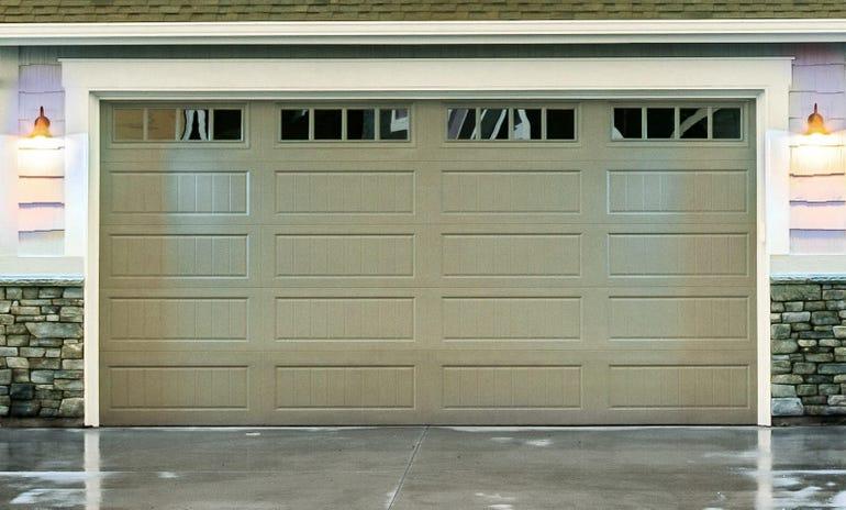Internet-connected garage door opener - Rachel Perlow