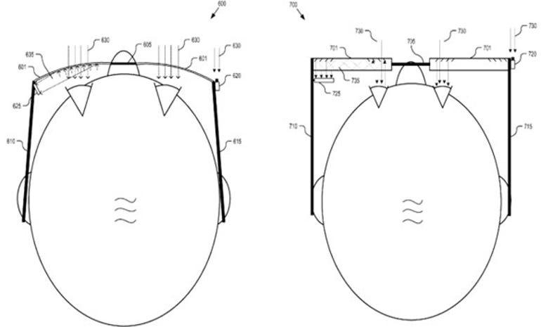 google patent google glass pay per click advertising