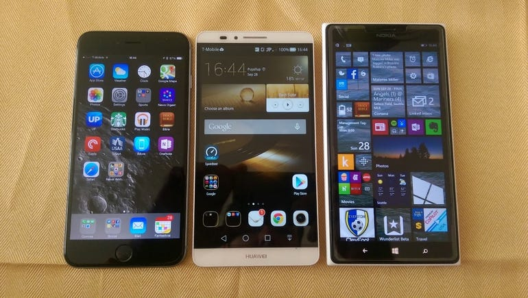 Huawei Ascend Mate 7 first impressions: High end aluminum design and solid performance