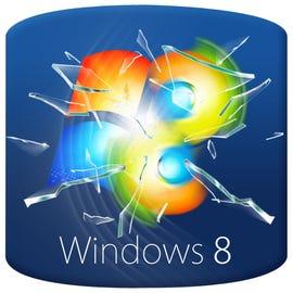 Windows 8 biggest rivals are already hitting it.