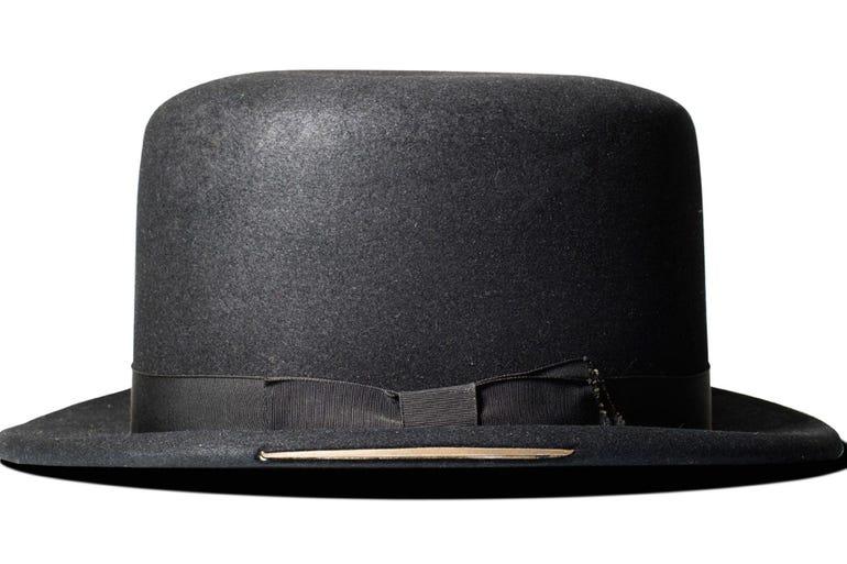 Steel-Rimmed Bowler Hat, Goldfinger (1964)
