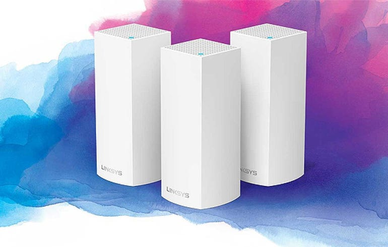 Linksys mesh routers