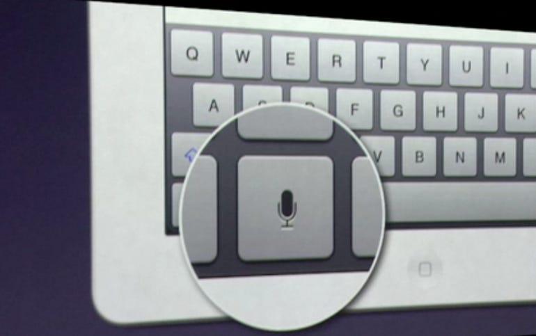 iPad omission: A theory on Siri (Jason O'Grady)