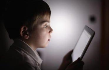 hypnotized kid tablet