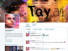 Microsoft's Tay AI chatbot wakes up, starts tweeting like crazy. But was it hacked?