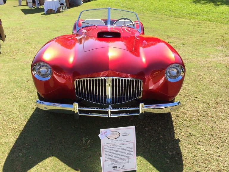 1955 Glasspar G2