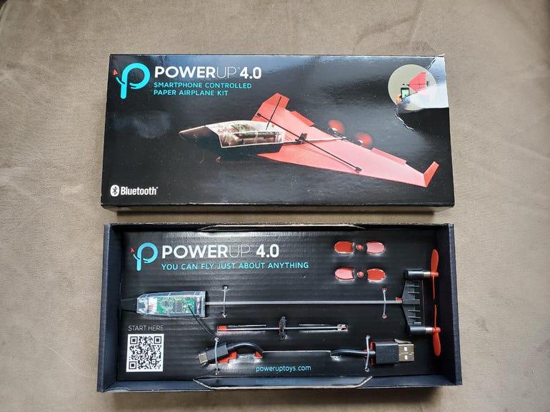 PowerUp 4.0 First Flight kit