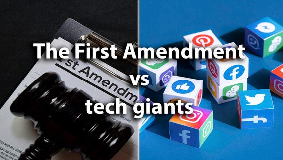 The First Amendment vs tech giants: Ray Wang explains your digital rights