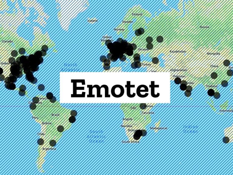 France, Japan, New Zealand warn of sudden spike in Emotet attacks | ZDNet