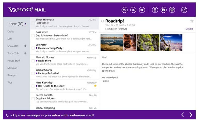 yahoomailrevampscreen