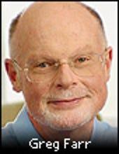Greg Farr, ATO second commissioner