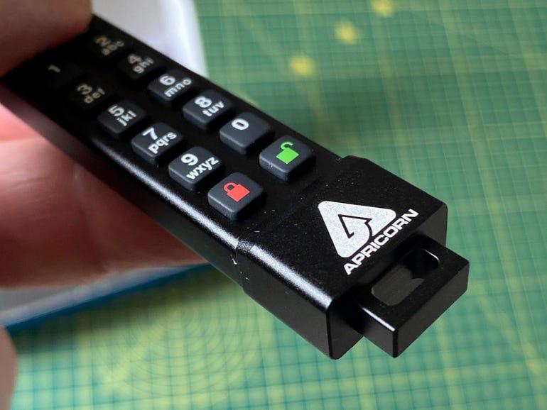 Apricorn Aegis Secure Key 3NXC