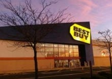 Best Buy: Can stores be asset vs. Amazon?