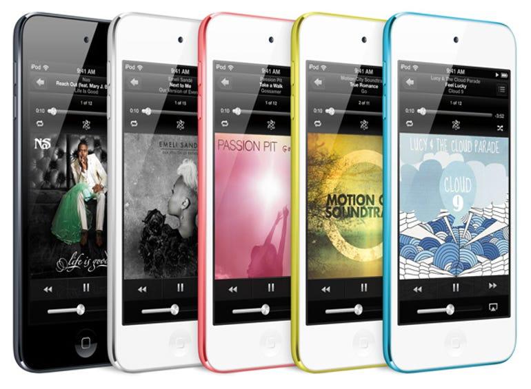 iPod touch 5th generation is a gateway drug - Jason O'Grady