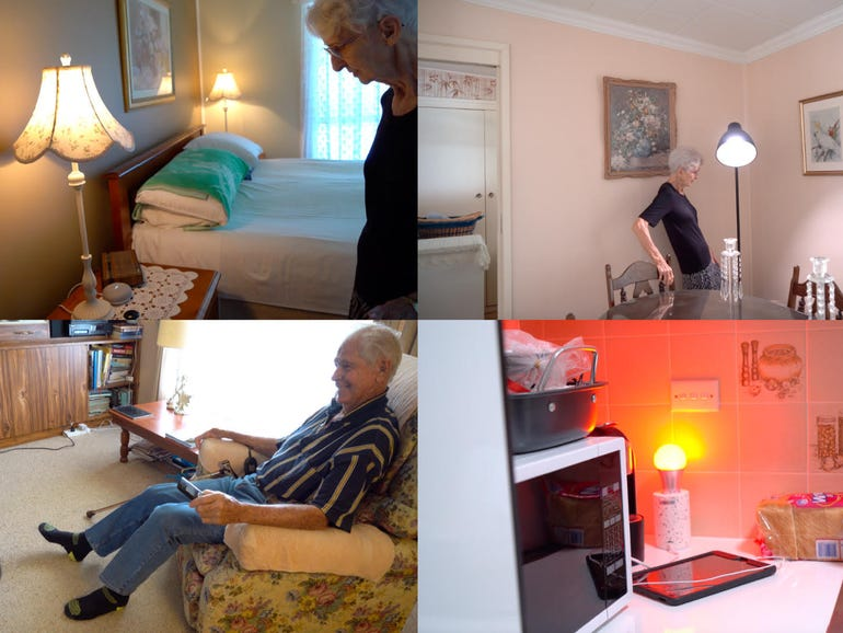 Researchers uncover off-the-shelf smart home devices can improve wellbeing of seniors | ZDNet