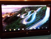 HP takes Android PCs commercial