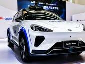 Baidu inks partnership to build 1,000 autonomous robotaxis