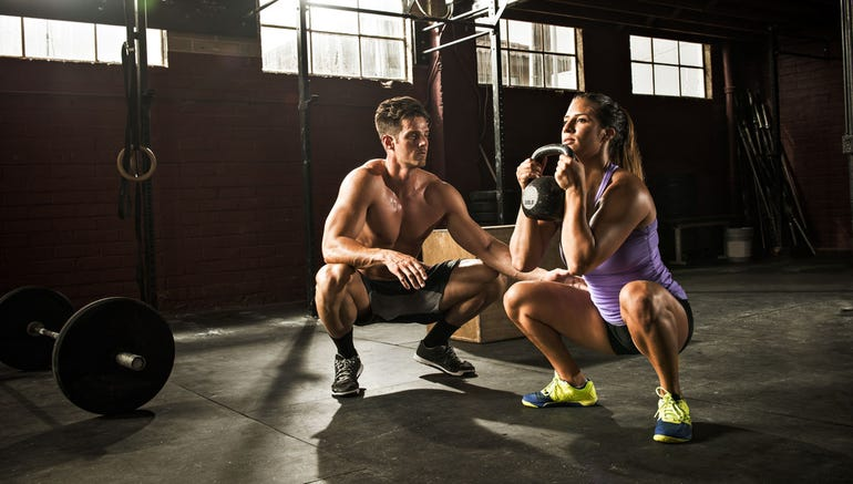 Fitness trainers