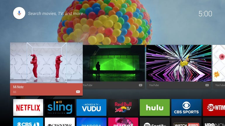 Android TV 7.0