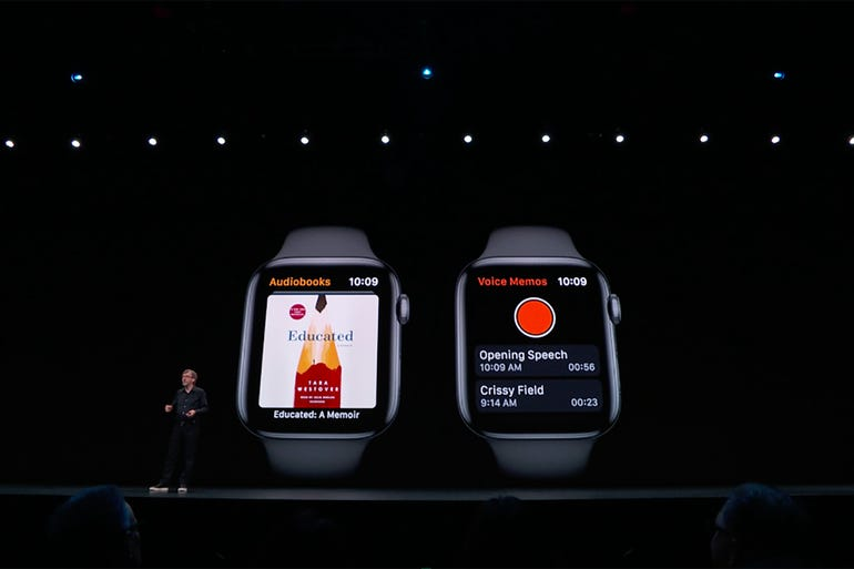 WWDC 2019: New features coming to Apple Watch