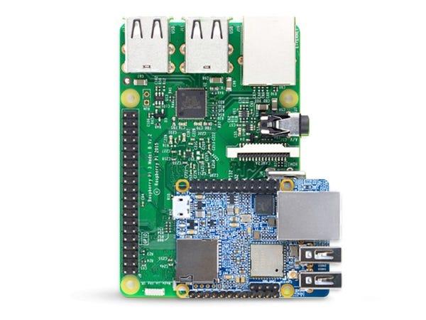 Best Raspberry Pi alternatives (starting at $10)