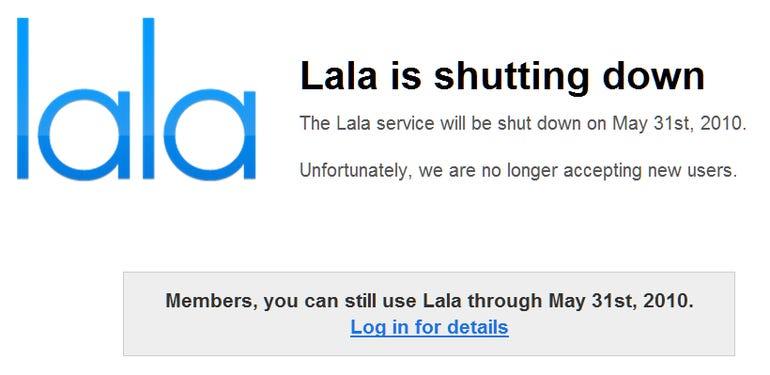 lala-shutdown-april-2010