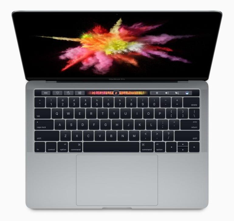 Apple's new MacBook Pro 15