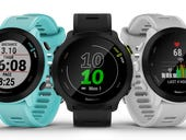 Garmin Forerunner 55 and 945 LTE announced: GPS sports watches for new and connected runners