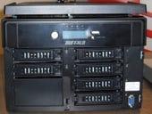 Buffalo plugs Atom into TeraStation NAS