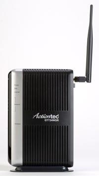 Actiontec launches new DSL modem/router combo