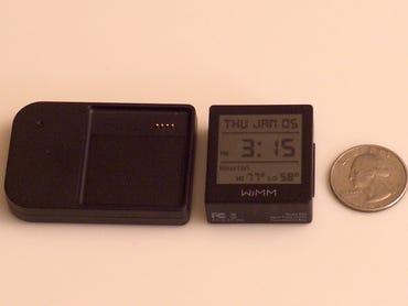Cradle, Module, Quarter for size