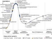 Gartner's 2013 Emerging Technologies hype cycle focuses on humans and machines