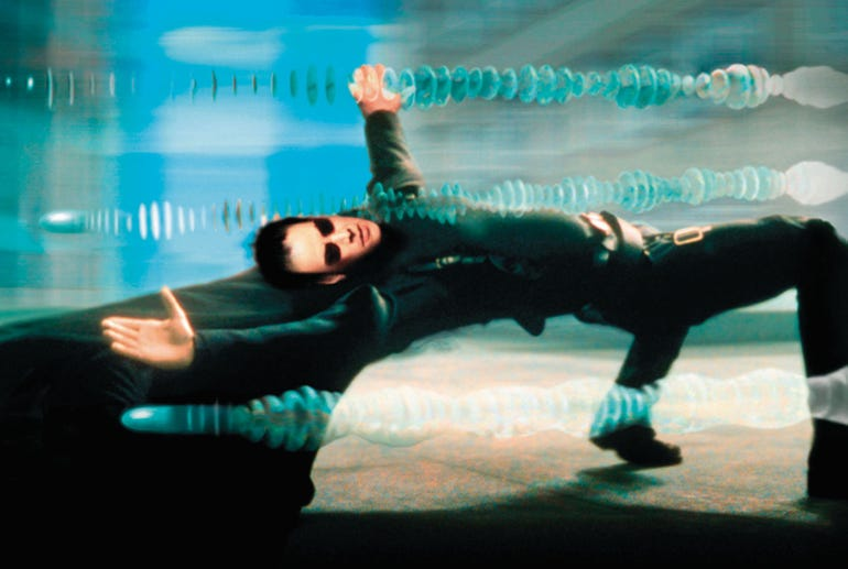 11. The Matrix (1999)