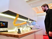 Samsung unveils robotic arm that will assist in cooking in the kitchen