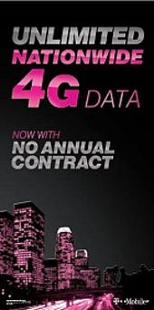 CES 2013: T-Mobile promotes their 'Uncarrier' status with no-contract unlimited plan and free laptop data