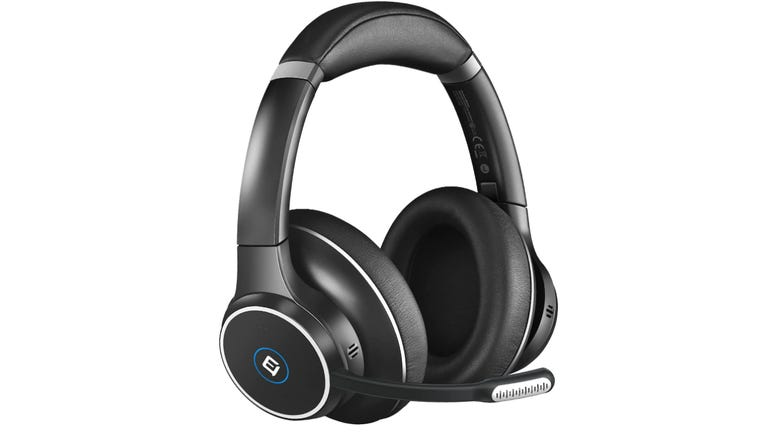 eMeet HS100 Bluetooth headset and microphone review simple controls, great sound zdnet
