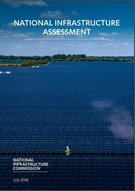 Cover of the NIC report