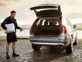 Volvo is the third company to try delivering shopping direct to your car