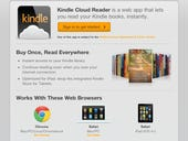 Amazon Kindle Cloud Reader now available for web-based ebook reading