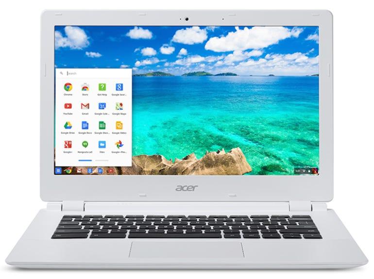 Acer Chromebook 13 front