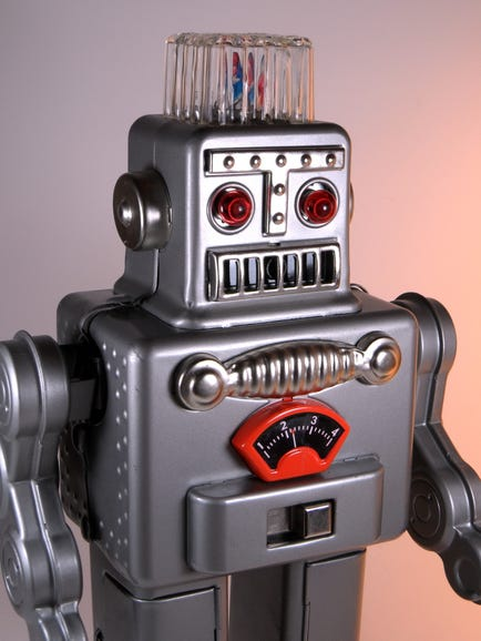 Next up: Robots in the post-war period