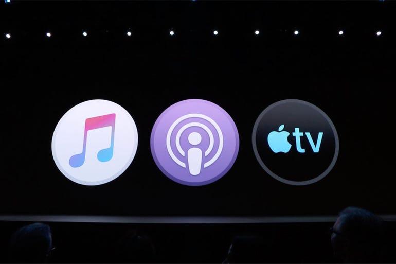 WWDC 2019: iTunes is dead
