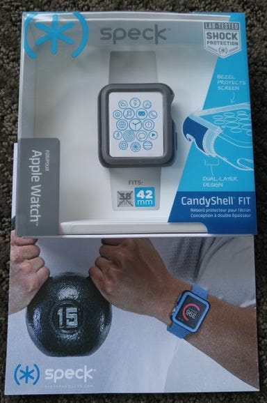 Speck CandyShell Fit retail package