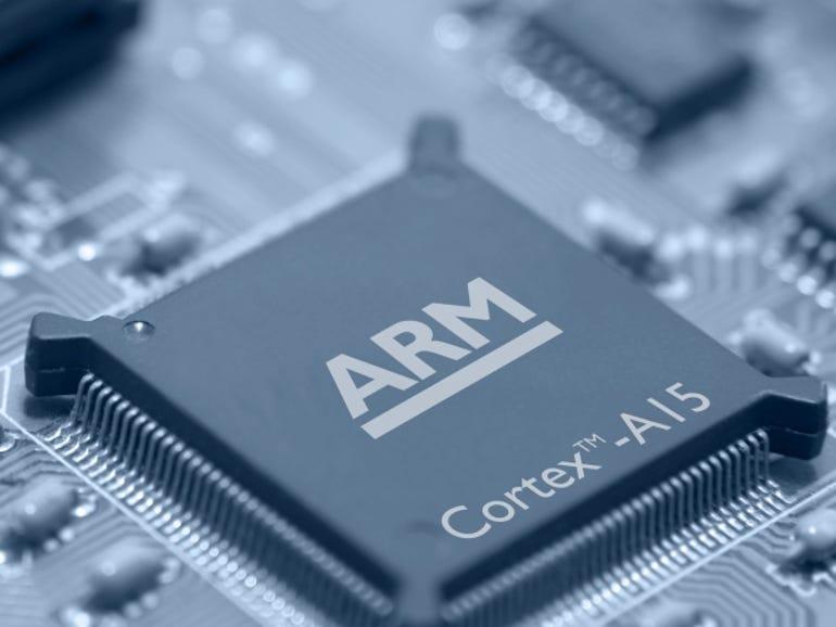 ARM A15 chip