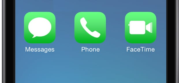 Icons flatter, more refined