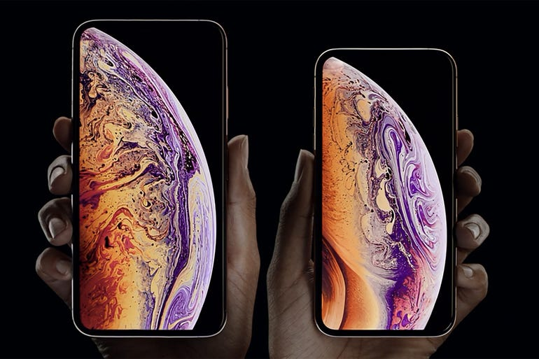New iPhone: Introducing the iPhone XS and iPhone XS Max