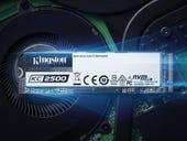 Kingston KC2500 high-performance NVMe PCIe SSD