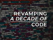 Revamping a decade of code