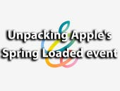 Unpacking Apple's Spring Loaded event
